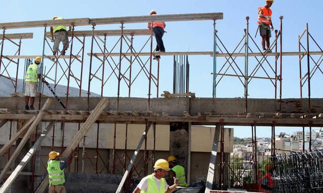 Κατασκευή κτιρίων για κατοικίες και μη